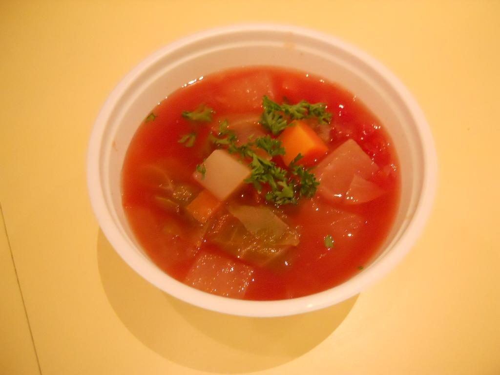 サーキュレーションスープ (カップ入り) 【テイクアウト・デリバリー】