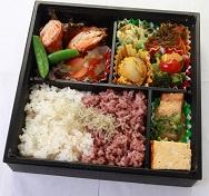 ポークロール弁当(野菜巻き)