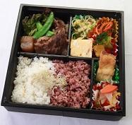 牛すき焼き風弁当 (テイクアウト・デリバリー)