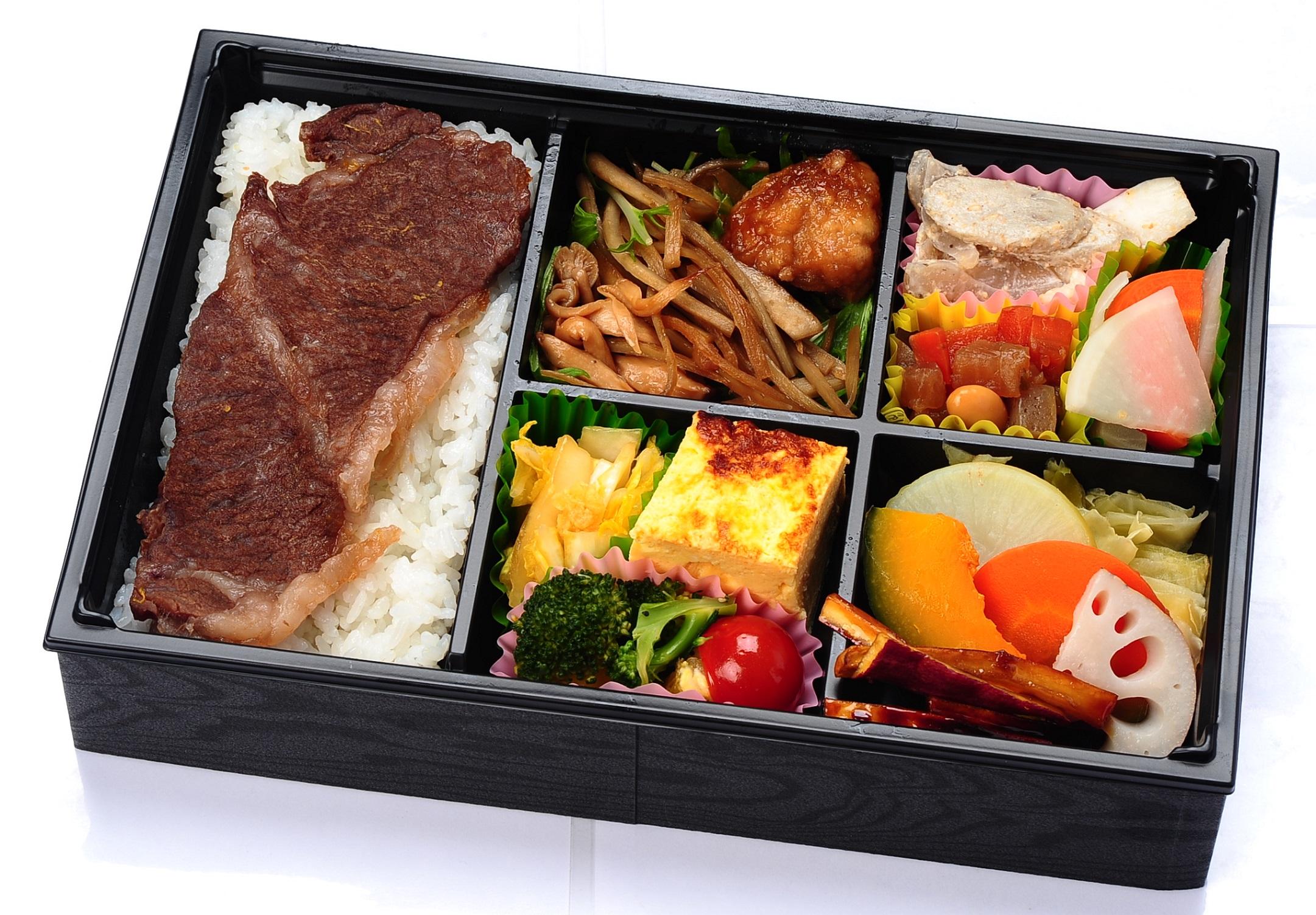 AGRI特上弁当【国産牛サーロイン使用】