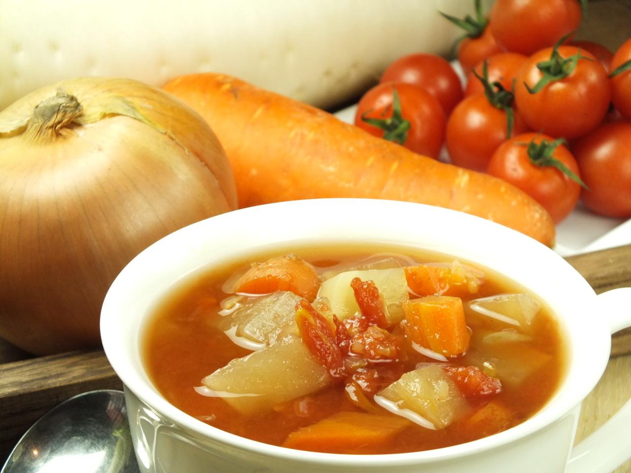 サーキュレーションスープ