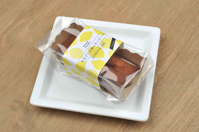 まるごと広島レモンケーキ